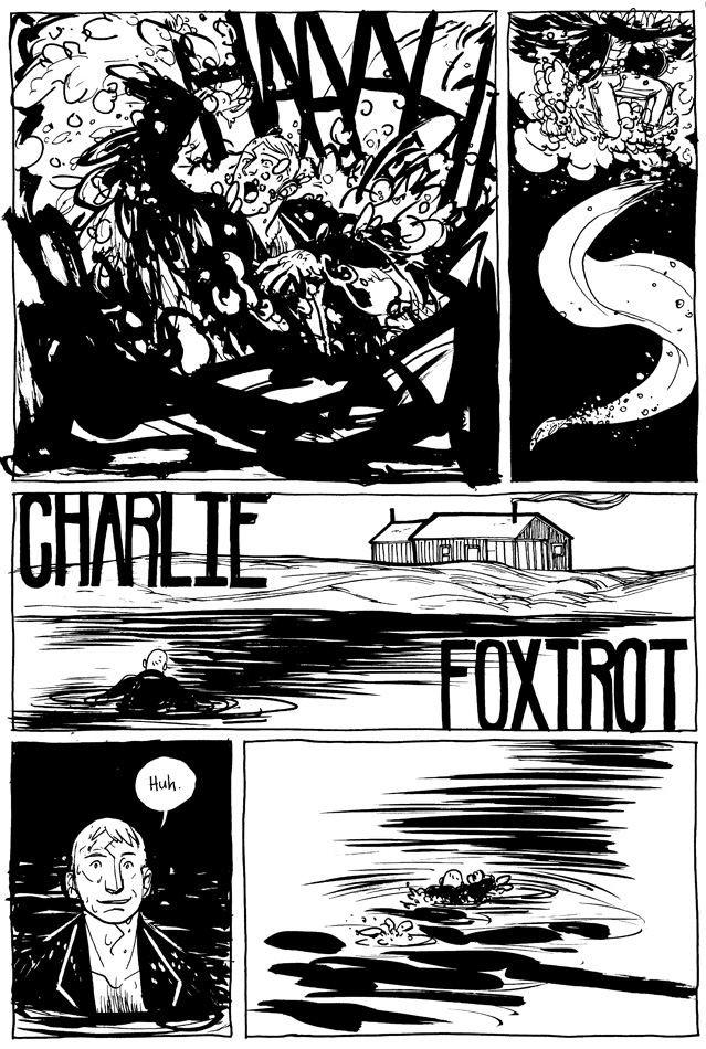 Charlie Foxtrot 2 Of 4